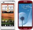 Carriers Tout Exclusive Colors: Sprint Gets White HTC EVO 4G LTE, AT&T Gets Red Galaxy S III