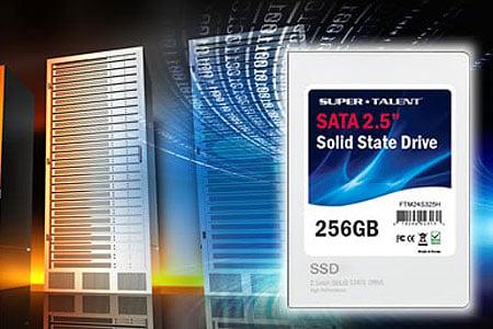 Super Talent SuperNova SSD