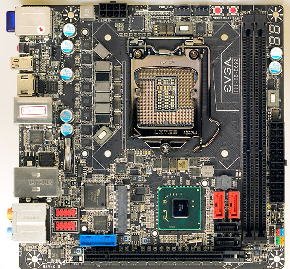 EVGA Z77 Mini-ITX Motherboard