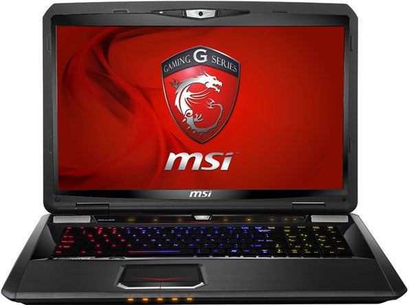 MSI GT70 Gaming Laptop