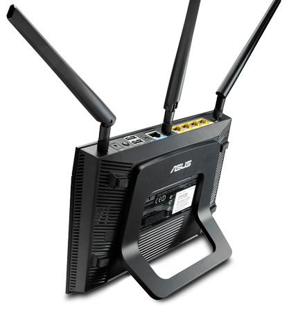 ASUS RT-AC66U 802.11ac