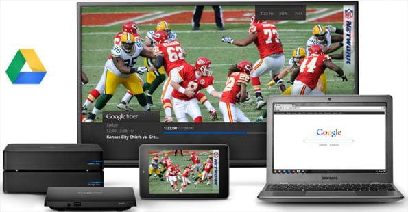 Google Fiber TV and Internet