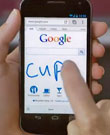 Google Introduces Handwrite For Web Search
