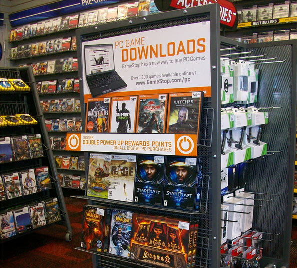GameStop PC Downloads