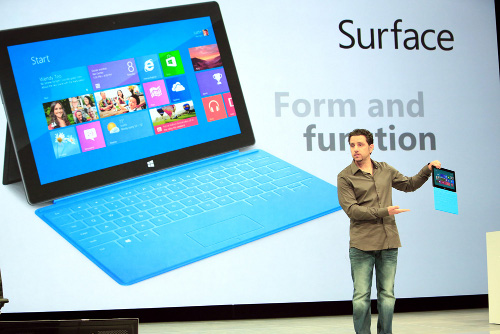 Microsoft Surface To Launch October 26th