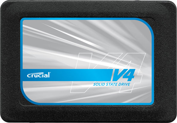 Crucial v4 Solid State Drive
