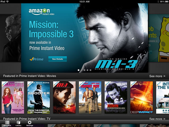 Amazon Instant Video