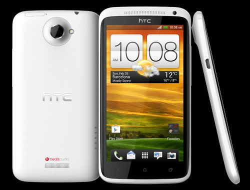 HTC One X Smartphone