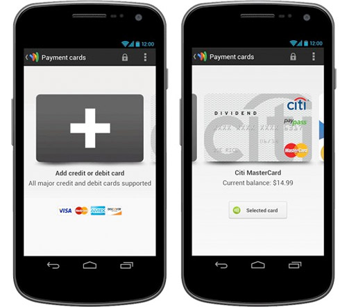 citiwal Google Wallet App Takes Cloud Approach To Support All Cards