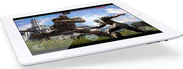 Apple iPad White
