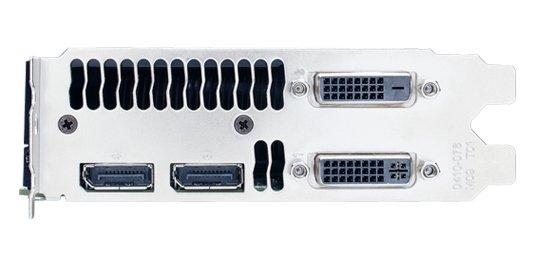 NVIDIA Quadro K5000 ports