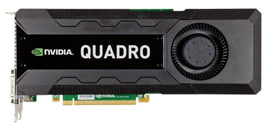NVIDIA Quadro K5000