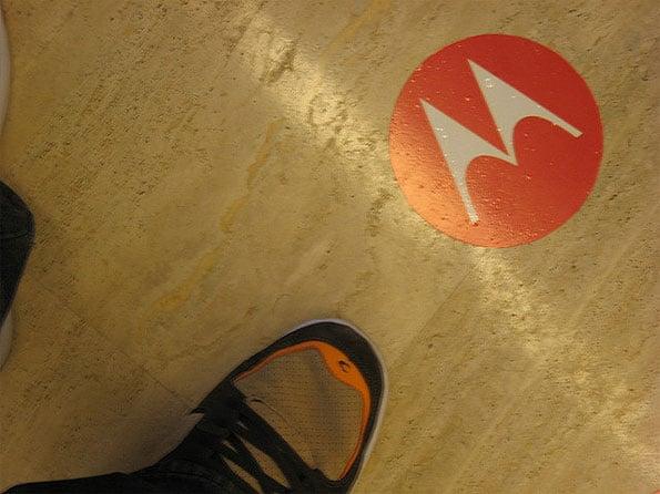 Motorola Floor
