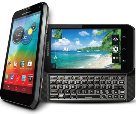 Motorola Photon Q 1