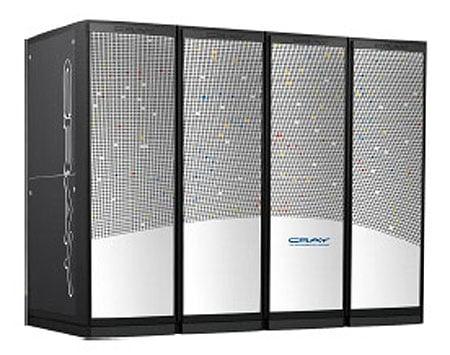 Cray Cascade Supercomputer