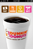 Dunkin' Donuts App Helps You Get Your Fix Faster