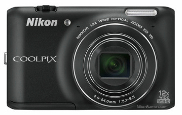 Nikon CoolPix Android horizontal