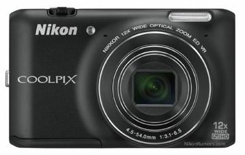 Nikon CoolPix Android horizontal