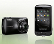 Leaked Photos Show Android-Based Nikon CoolPix S800C Smart Camera