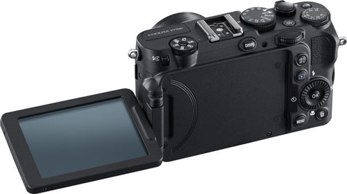 Nikon P7700 2 Nikon Adds Android Powered COOLPIX S800c, Two Other Models To COOLPIX Lineup