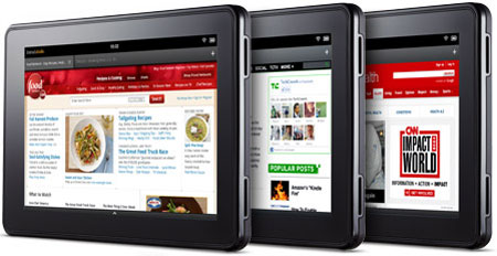 Amazon Kindle Fire Tablets