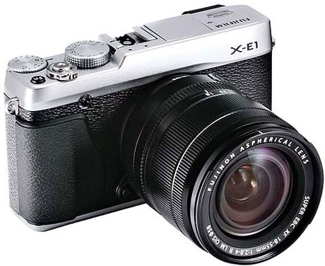 Fujifilm X-E1 Compact Camera Brings That Old School Sex Appeal ...