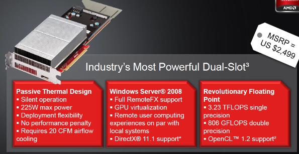 AMD Sets Its Eyes On GPU Virtualization Markets, Launches FirePro