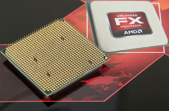 AMD FX Graphic