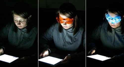 RPI sleep study goggles