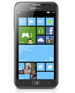 Samsung Debuts First Windows Phone 8 Smartphone: ATIV S
