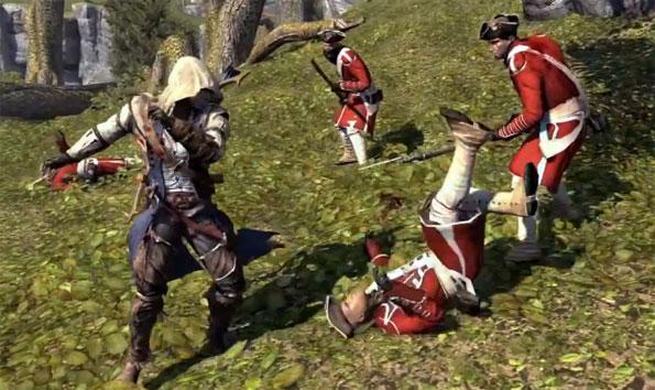 Assisn's Creed III