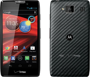 motorola 4g lte. if you\u0027re a web-heavy user, verizon wireless and motorola says you should be able to get up eight hours of 4g lte surfing time on single charge. 4g lte 5