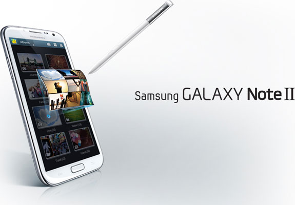 Samsung Plans To Offer Galaxy Note II Through Five Major