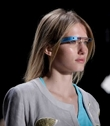 Google Glass Takes To The Catwalk at New York Fashion Show