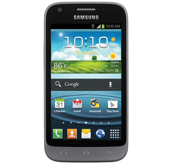 Sprint Samsung Galaxy Victory 4G LTE smartphone