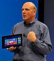 Microsoft's Ballmer Tips Details of Surface Pricing, Sub-$200 Price Point Probably a Pipe Dream