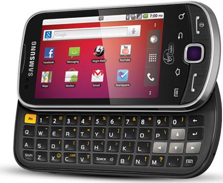 Virgin Mobile Phone