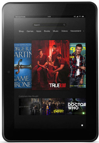 Amazon Kindle Fire 8.9