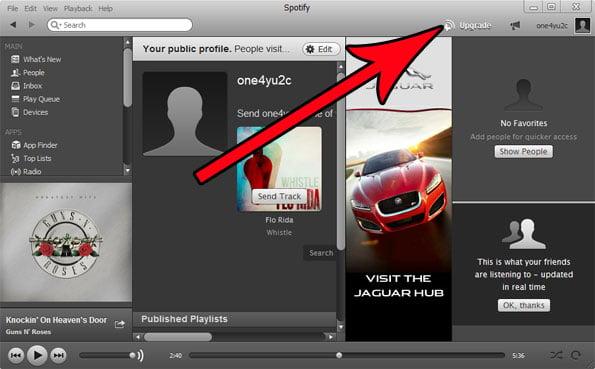Spotify Desktop