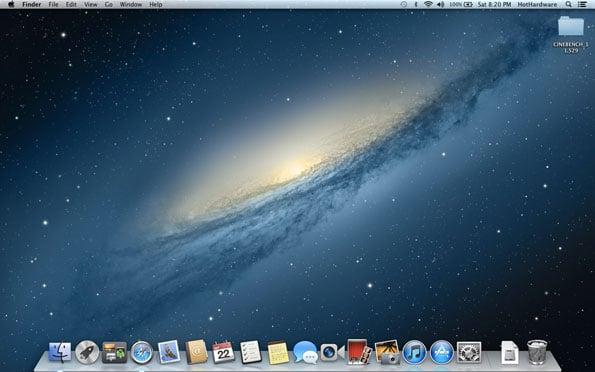 Mac OS X 10.8.2