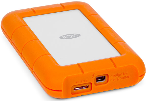 Lacie Is Releasing The Rugged In 120gb 199 99 And 256gb 349 Ssd Models It Also Has A 1tb Hdd Model 249 With Claimed Transfer Sds Of Up To