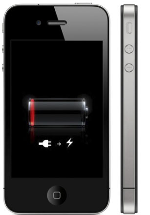 iPhone 4 and 4S Users Report Excessive Battery Drain with