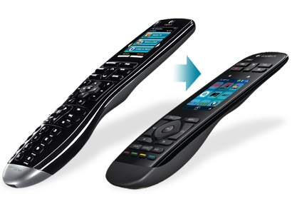 Logitech Harmony One, Touch
