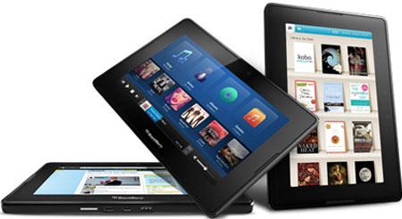 RIM BlackBerry PlayBooks