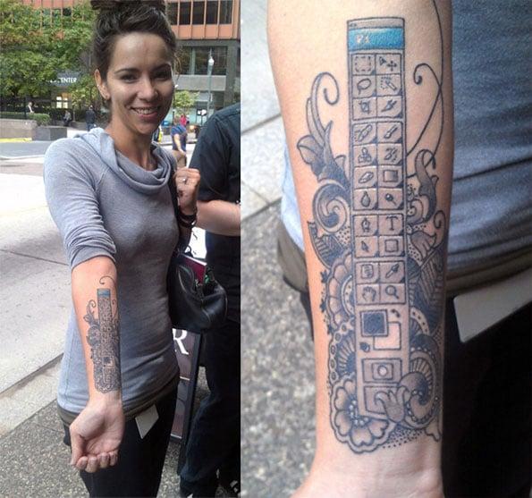 Photoshop Tattoo