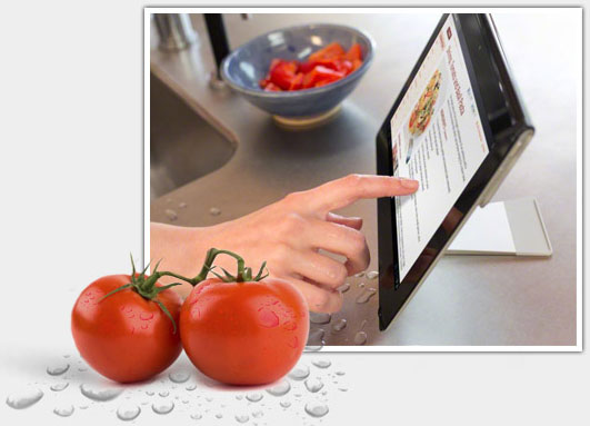 Sony Xperia Tablet S Water