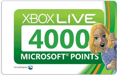 Microsoft Points