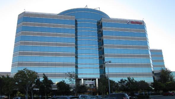 McAfee headquarters