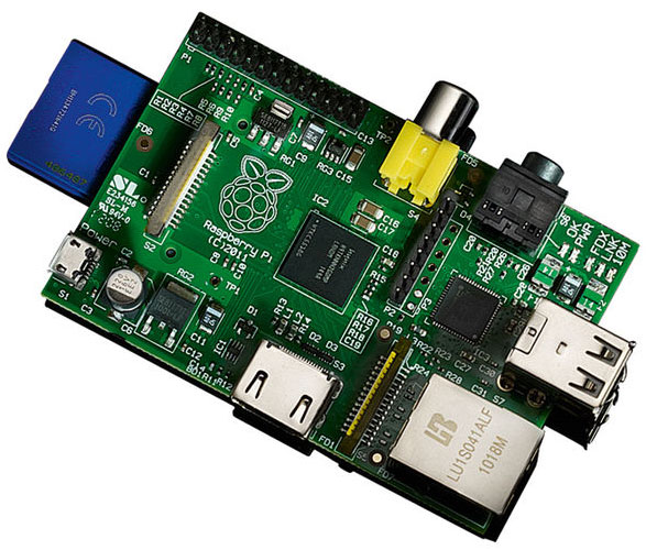 The Raspberry Pi Model B Linux-Based Mini Computer