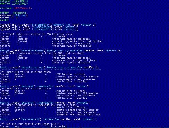 Kaspersky Labs secure OS
